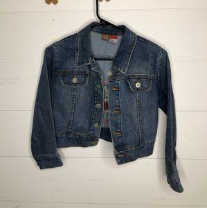 Boom boom jeans jacket
